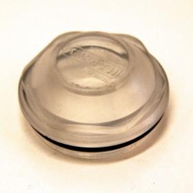 cabochon knott 49mm pour bain d'huile
