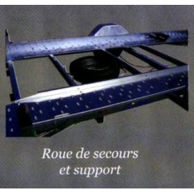 roue de secours 195/50 R13C 5T112