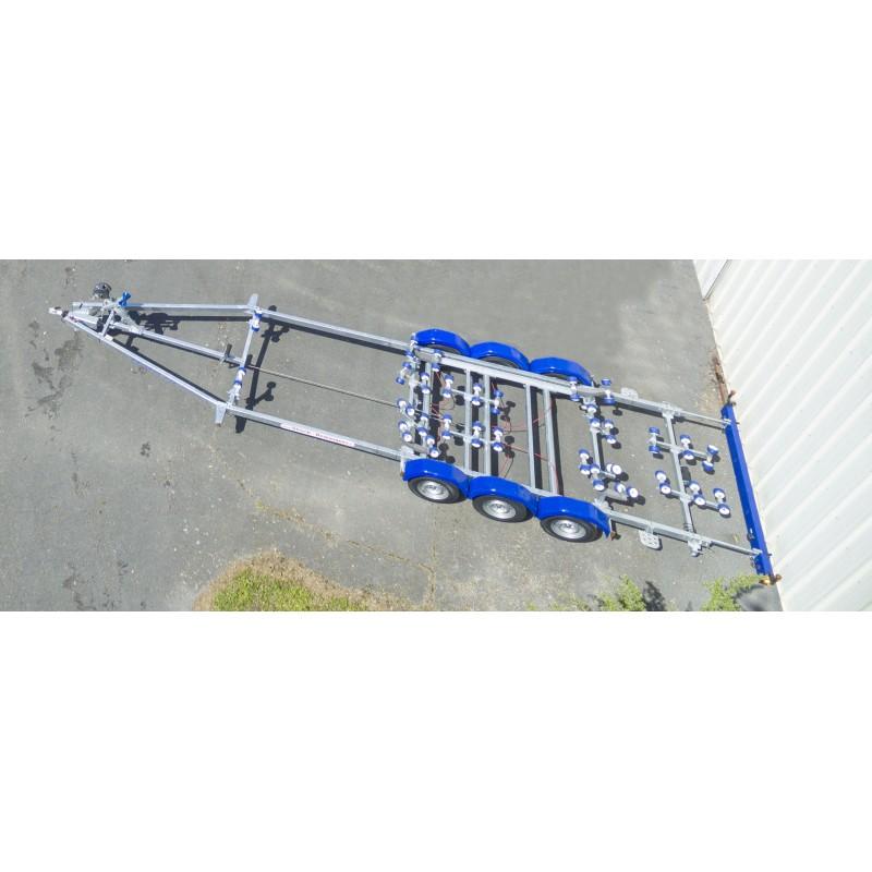Porte Bateau 3500kg 3 essieux