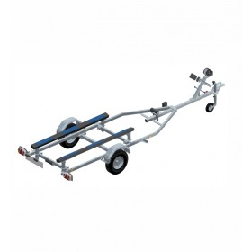 Sun-Way 500kg PATIN roue 13""