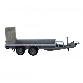 remorque transport machine  3500kg - 3M