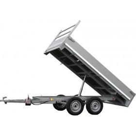 Location Remorque Benne basculante 750kg 2m50x1m50