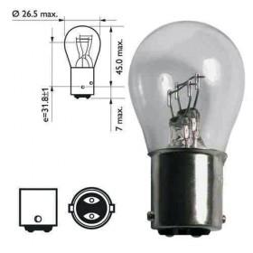 Ampoule BAY 21/5W 12V X1