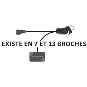 Boitier Controle 7 Broches