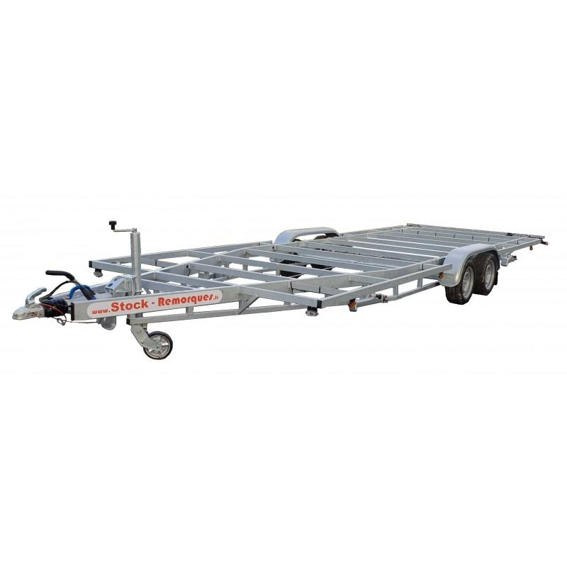 TH 660 ST 3500 kg 2 x 1800 kg