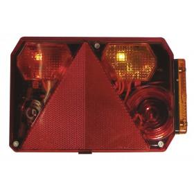 Feu Radex 6400 Droit + position orange 955