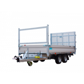 TwinTrailer 3500kg 3m52x1m92