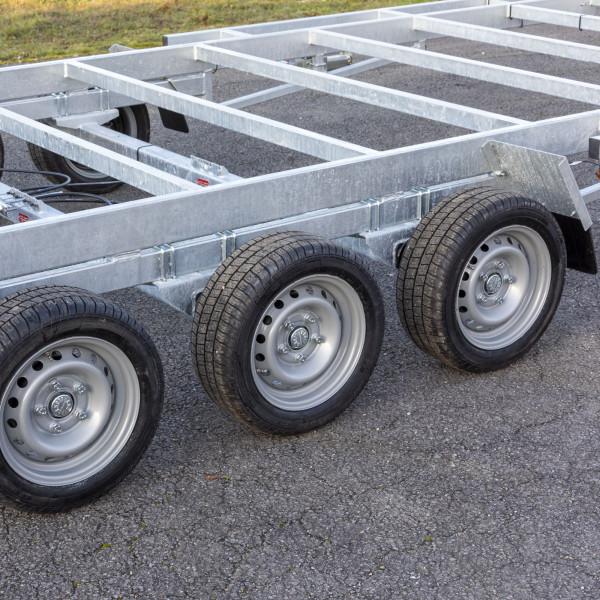 TH 7m20 P 3500kg 3 x 1800 kg