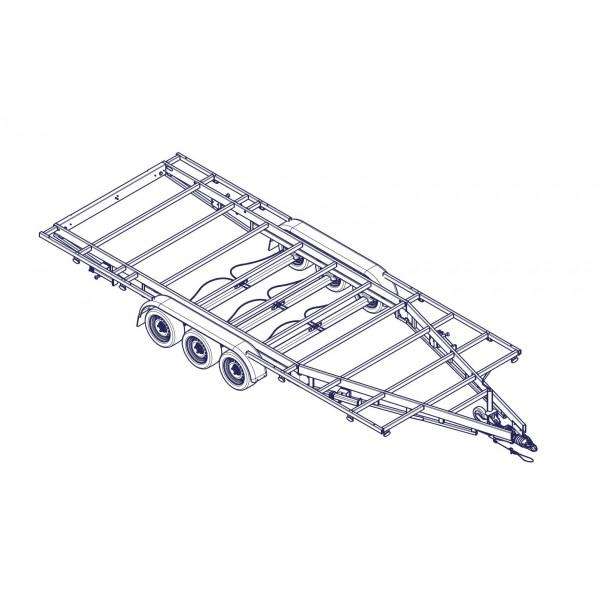TH 6m P 3500 kg 3x1350kg