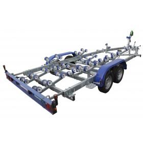 Sun-Way 2120kg 2 essieux