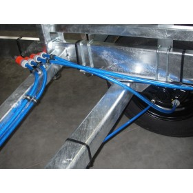 Kit rinçage double essieux