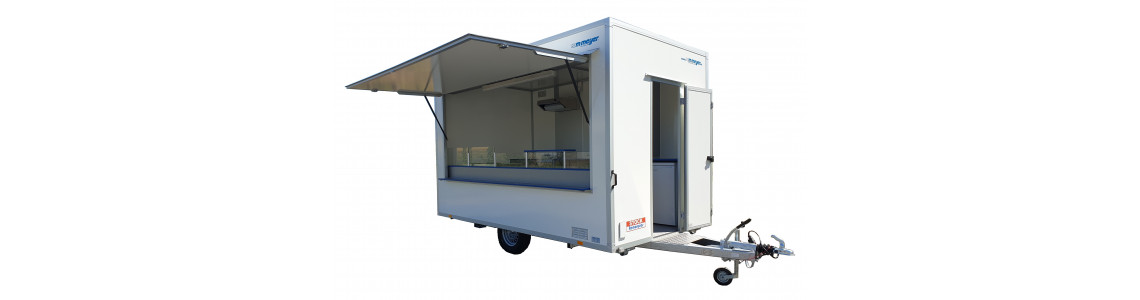 Magasin - Food trailer