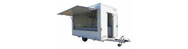 Magasin - Food trailer